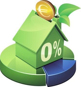 Eco-prêt à taux zéro et crédit d' impôt